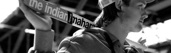 Hockeystick indian maharadja